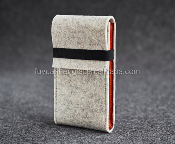 Felt pen bag felt pencil case for student and businessman made in China