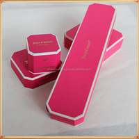 China Elegant Beautiful Necklace Jewelry Packaging Special paper cardboard box
