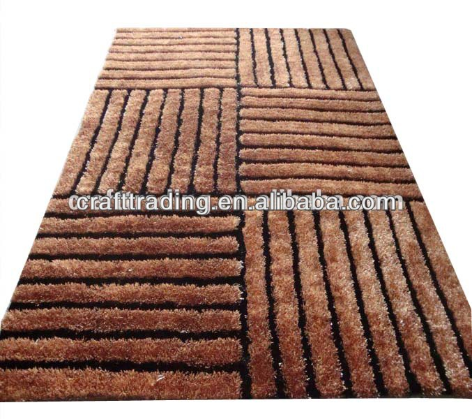 HIGH QUALITY LOW PRICE decorative Shaggy carpet