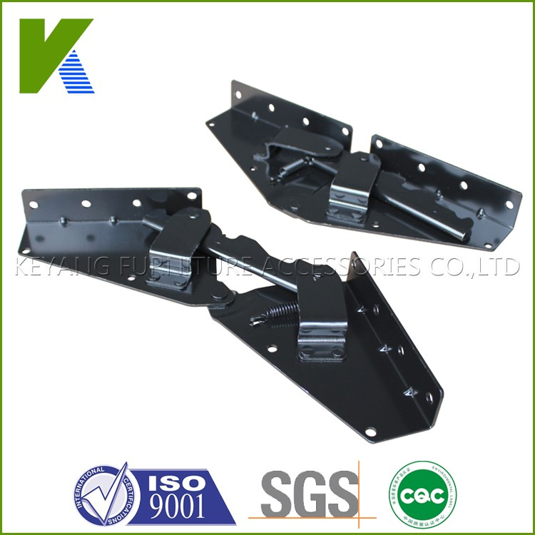 Furniture Fittings Folding Hinges For Sofa Bed Mechanism