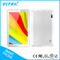 7 inch Octa Core Andriod tablet with 2500mAh Battery