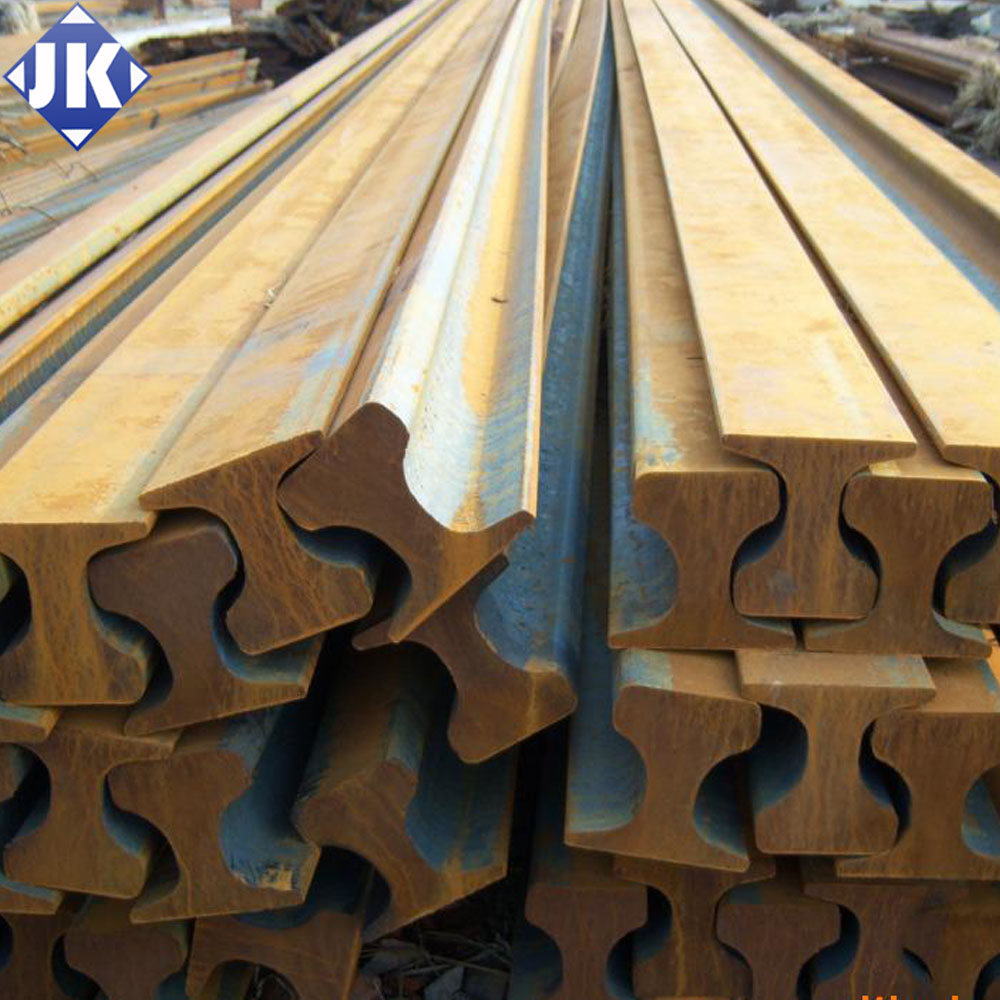 china main supplier uic60 steel rail price