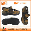 2014 arabic leather man sandals slippers pictures pu soles