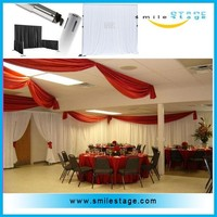 High quality pipe and drape backdrops system