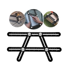 Full Metal Multi Angle Measuring Ultimate Angleizer Template Tool