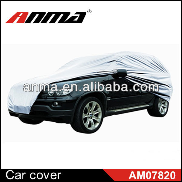 Car body covers cotton car cover plastic car covers