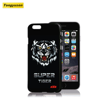2017 wholesale custom logo 5 inch mobile phone back cover for iphone case