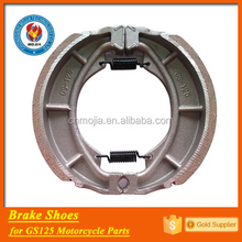 220g GS125 motorcycle body parts brake lining