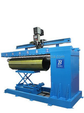 economic industrial longitudinal seam welding equipment
