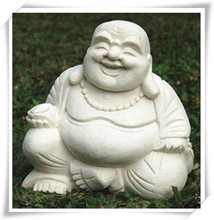Garden Decoration Stone Granite Buddha Statue