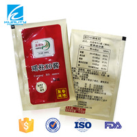 China manufacturer custom logo OEM service flexible packaging of food