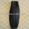 Competitive Price Wholesale Cuticle Remy Ebony Yaki Hair Weave