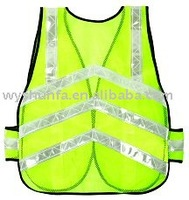 hi vis clothing reflective vest mesh safety vest personal protective clothing