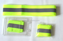 High Reflective Elastic Custom Size Slap Band