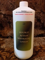 DERMALINE DIANA STALDER DOUBLE ACTION WHITENING LOTION 1 Liter