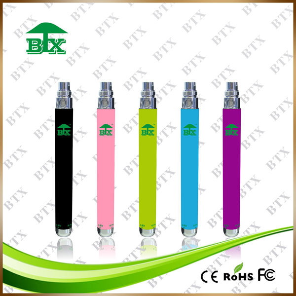 Wholesale Glass 1.6ml atomizer cartridge vape cartridges 900mah Vape battery