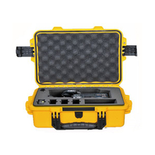 Tricases direct factory new type IP67 hard plastic injection mould case for IPAD M2100