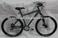 New style mountain bike in 2013