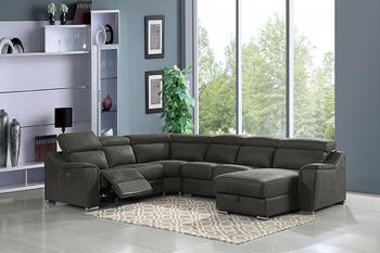 #2607 cheap fabric corner recliner sofa & Corner Sofa with recliners Corner Sofa with recliners direct from ... islam-shia.org