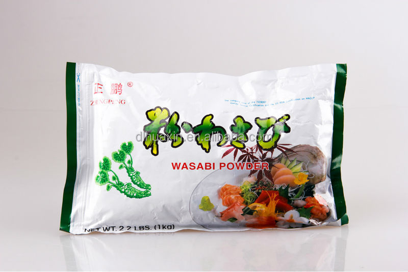 Japanese style wasabi powder 1kg export many countries
