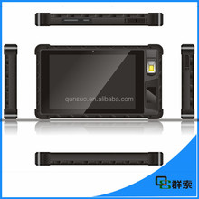 IP65 handheld android tablet industrial wireless with fingerprint ,3G,wifi,GPS
