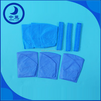 Disposable Medical Sterile Doctor Cap for Surgical Operation