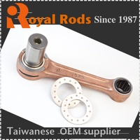 Taiwan forged racing motorcycle parts engine bearing connecting rod