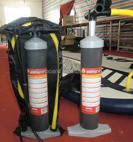 hot sale inflatable sup high pressure hand air pump