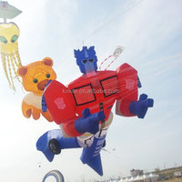 Weifang Kaixuan new design Optimus inflatable Kite