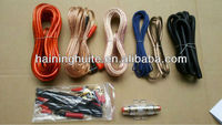 New 10 Ga Car Motorcycle Fuse Audio Power Cable Amplifier Wiring Kit