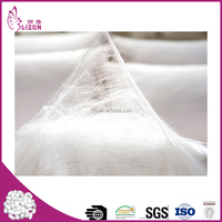 Factory wholesale 100% Natural machine made long mulberry silk fill batting