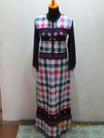 Gamis Kaos strit Strip
