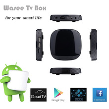 Smart TV box RK3229 chip 6.0 OS tv input box android