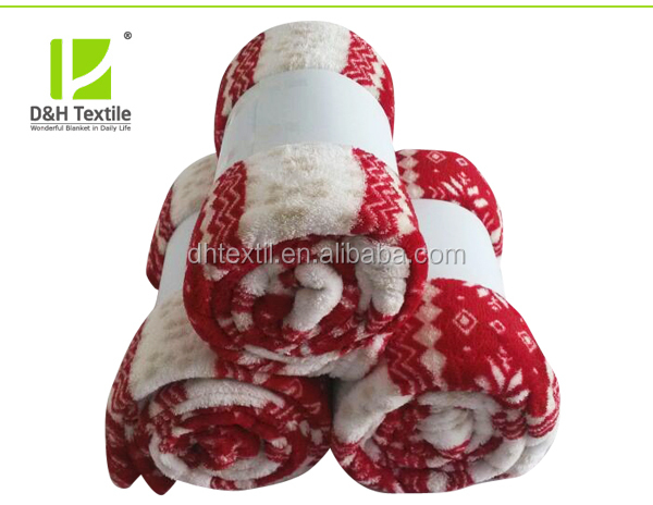Beautiful Soft Cool And Warm Blanket Made In China