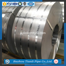 high quality SPCC/ ST12/ DC01cold rolled bright surface treatment steel strips