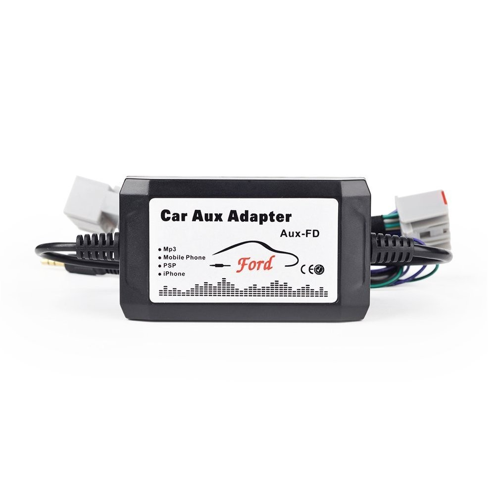 Aux Car Adapter Cd Mp3 Changer Audio Cable Interface For