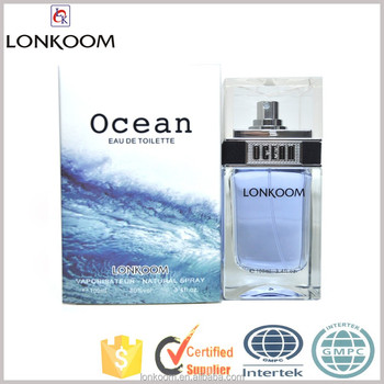 2016 Ocean men's perfume parfum blue for men