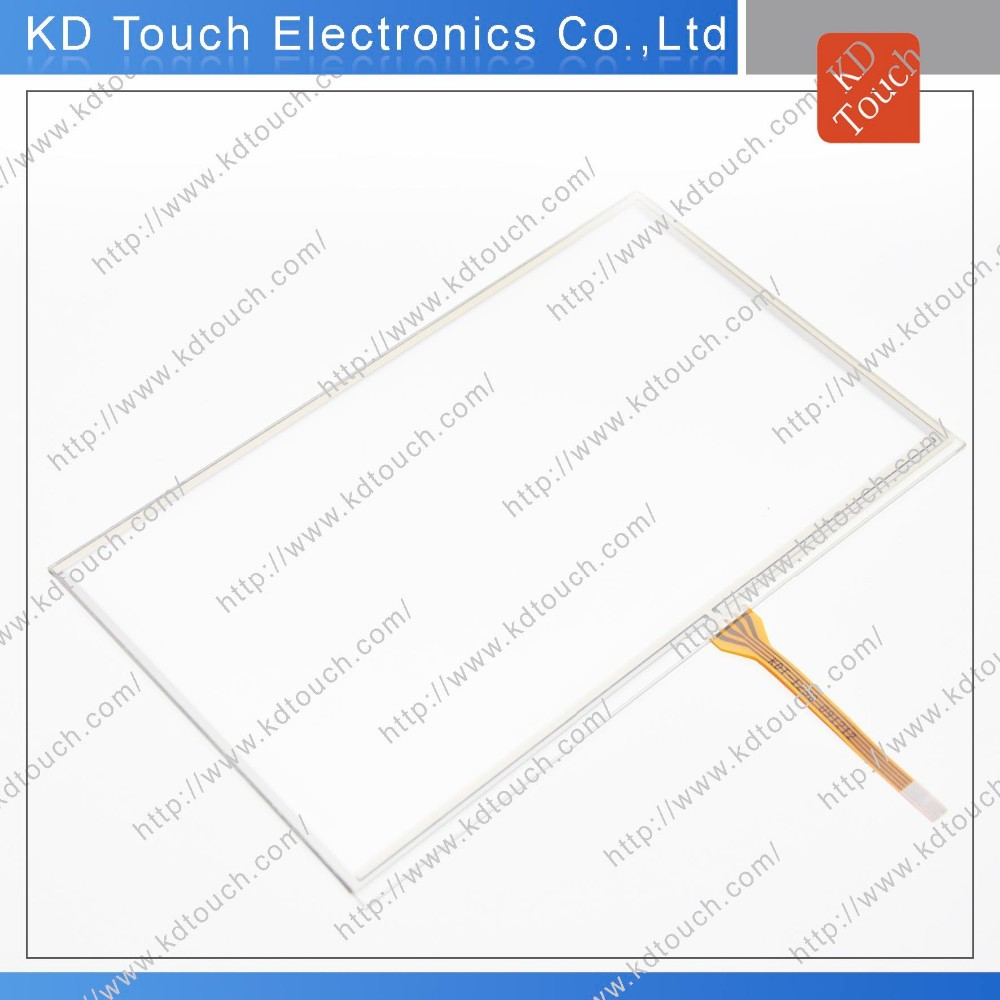 Custom 15inch 4 wires industrial LCD touch panel