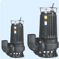 Hot Sell Submersible Sewage Cutter Pump