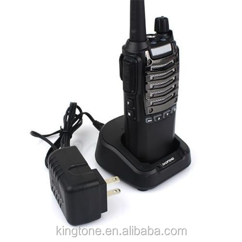VHF UHF UV-8 baofeng ham radio receiver china famous brand for wireless tour guide system