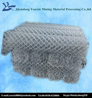 Rhombus Wire Net Fence for mining 2mm