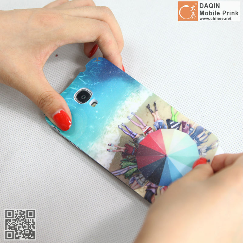 Make Your Own Stickers with 3D Mobile Phone Sticker Design Software