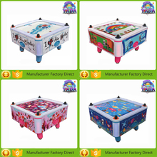 China supplier air hockey table funny arcade coin operated game machine for sale