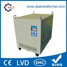 Electrical Equipment Dry Type 3 Phase Voltage Transformer 380v to 220v