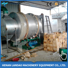 Energy Conservation And Environment Protection Stainless Steel Three Rotary Cylinder Drum Sand Dryer