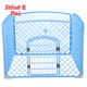 Environmentally Friendly Non-toxic Pet Plastic Playpen pet cage For Small Animals Relax