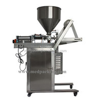Stainless Steel Quantitative Slurry Paste Bag Filling And Sealing Machine