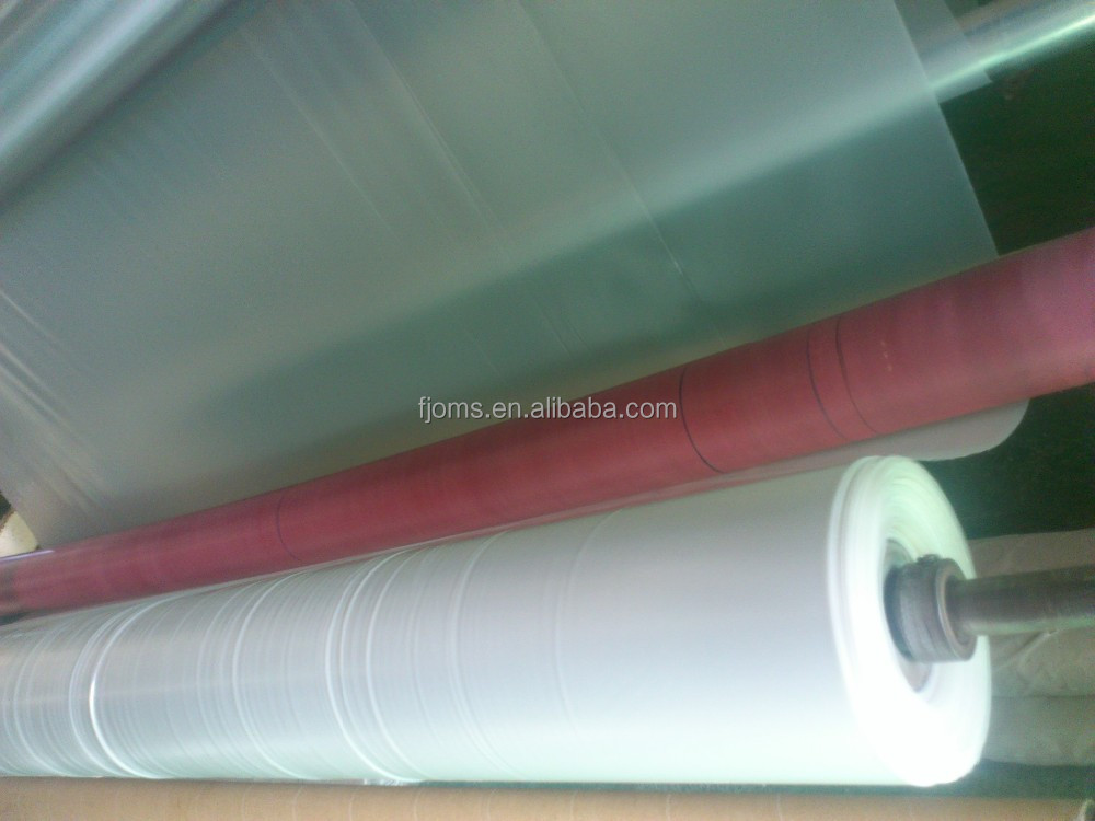 Uv protection 200micron greenhouse film for watermelon