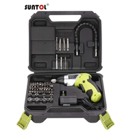 3.6V Lithium Battery Mini Power Tool Sets Rechargeable Cordless Electric Screwdrivers