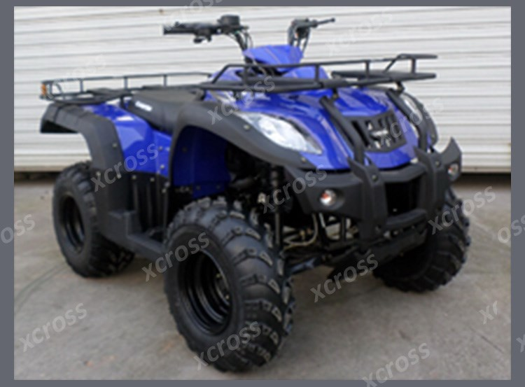 Chinese Cheap ATV 250cc ATV Automatic Clutch 250cc Utility ATV For Sale XA 250U